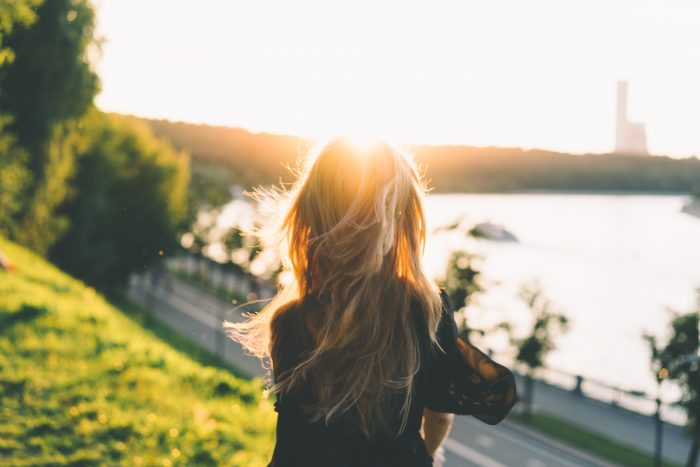 Sunshine is vital for our wellbeing